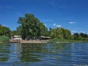 Отдых на соленых озерах,  в курортном городе Славянск.