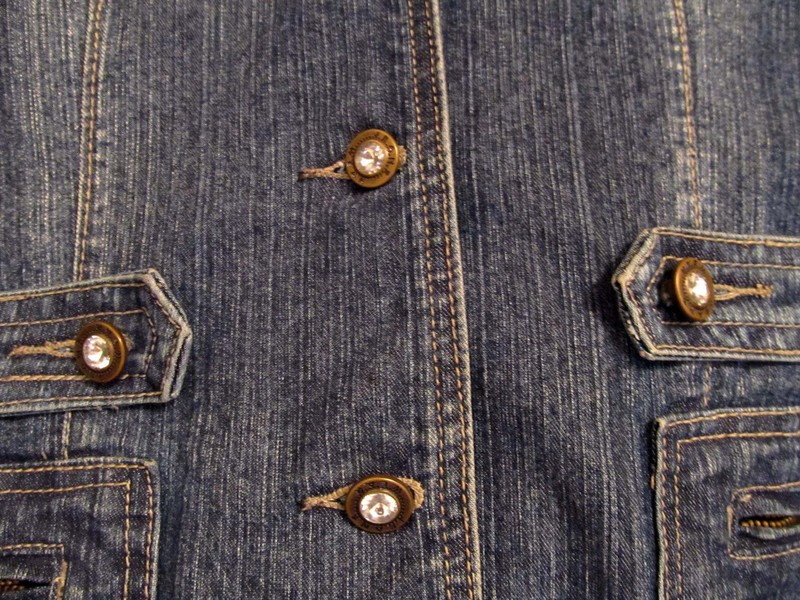 Продам джинсовую куртку авито