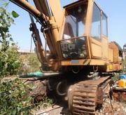 Продаем гусеничный экскаватор BAUKEMA NOBAS UB 1233-1,  1, 5 м3,  1990 г.в.