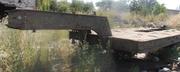Продаем колесный полуприцеп-платформу ЧМЗАП 5523А,  25 тонн,  1983 г.в.