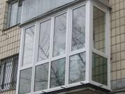 Продажа, доставка, установка металлопластиковых окон от завода произво