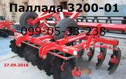 борона дисковая  PALLADA 3200-01,  PALLADA 3200-01