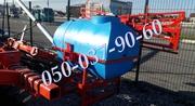 Опрыскиватель 1000 литров +16м. штанга стабализатором насосом 120 л./м