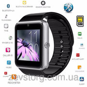 Часы Smart Watch Phone GT08 BlackSilver Original