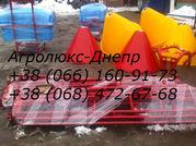 МВУ Пластик 500кг Разбрасыватель МВД 0, 5Т