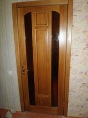 Изготовление деревянных дверей,  окон,  балконов и лоджий
