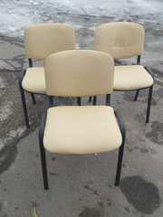 Продам бу офисные стулья ИСО (ISO)