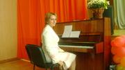 Уроки фортепиано,  сольфеджио