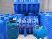 Вертикальные резервуары для воды