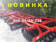 Паллада 3200-01 БОРОНА с усиленным катком