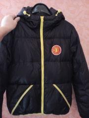 Курточка молодежная