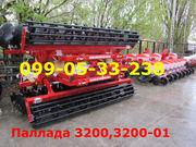 Паллада 3200-01 прицепные 3200(550мм) Красная Звезда