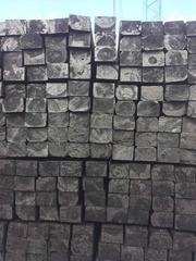 Продам шпалу новую пропитанную,  шпала б/у дерево,  бетон,  брус для стре
