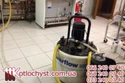 Прокладка труб та теплої підлоги