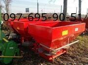 Центробежный двухдисковый разбрасыватель woprol МВУ-10001200