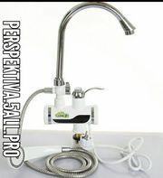 Кран проточный водонагреватель с душем