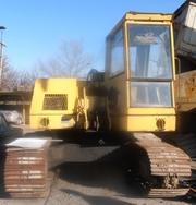 Продаем гусеничный экскаватор Warynski К612,  0, 8 м3,  1988 г.в.