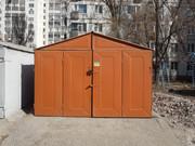 Продаю железные гаражи разных размеров