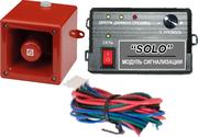 Охранная сигнализация для лифта SOLO (охрана шахты лифта,  кабеля,  пр.)
