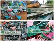 Куплю: дробленный ПЭ,  ПЭНД,  ПП,  отходы ПС,  вазоны,  пласт. мебель