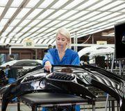 Работа в Чехии на автозаводе. Комплектация бамперов