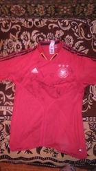Футболка Сборной Германии с автографами команды