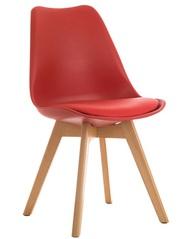 Продам стул Тор пластиковый,  деревянные ножки