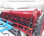 Сеялка зерновая СЗ 3.6 бу продажа в Днепре СЗ-3.6 б/у на фото