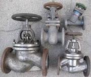 Трубопроводная (Запорная) арматура,  детали трубопроводов.