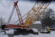 Продаем кран на гусеничном ходу МКГС-100,  100 тонн,  1988 г.в.
