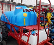 Прицепной опрыскиватель ОП-2000/2500 литров