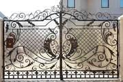 Еврозабор,  ворота профлист, тротуарная плитка,  ЖБИ-кольца,  автонавесы