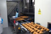 Работа в Чехии. Работник на пищевое производство. Выпечка булочки
