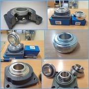 UC 208,  UCF 208,  LSFR 308-TBT.H.T Zn для тяжелых дисковых борон