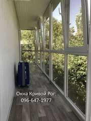 Заказать недорого ПВХ окна в г. Кривой Рог