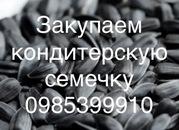 Покупаем новый урожай кондитерской семечки по всем регионам Украины