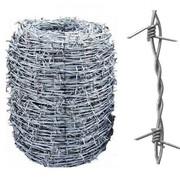 Проволока стальная колючая,  гладкая,  рифленая,   сварочная и тд.