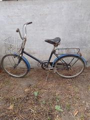 Велосипед «Салют»