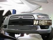Предлагаем радиаторные решетки Mitsubisi Lancer X .